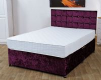 EU Reflex Pocket Platinum Mattress (24cm)